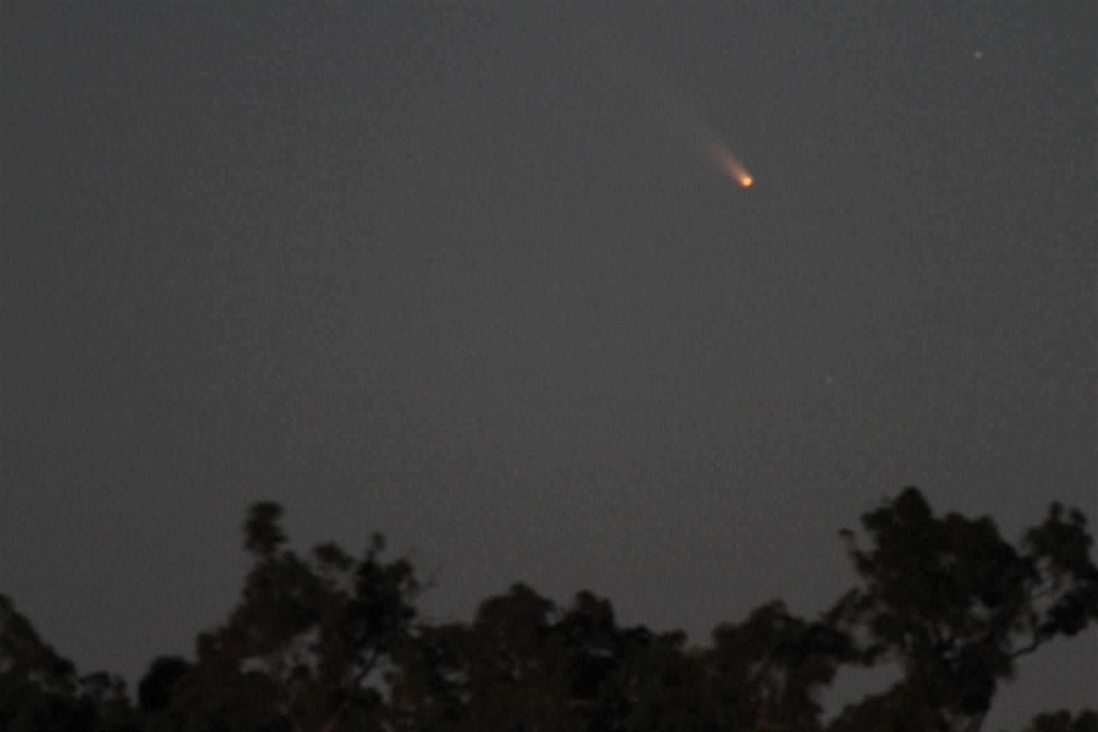Comet Sky 2013 February 27 2013 Comet