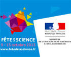 Fête de la science 2013