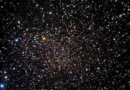 Astronomers have discovered a new super-rich lithium stars in the open cluster Trumpler 5